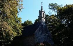 Chapelle du XVI et XVII ieme siècle de Pleuven -finistère sud