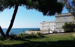centre de recherche et musée océanographique de concarneau;finistère sud