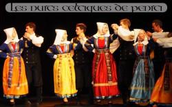 cercle celtique en costume breton à peniti