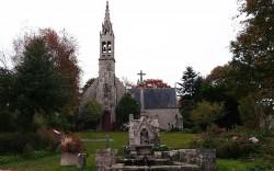 chapelle du drennec à clohars fouesnant finistère sud
