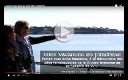vidéo de la communauté de Fouesnant pour la promotion du tourisme.