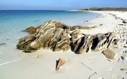 plage des dunes de Fouesnant les Glenan