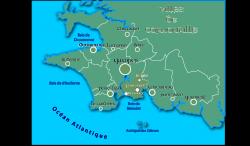 villes de Cornouaille